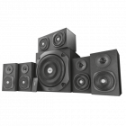 Акустика Trust Vigor 5,1 Surround Speaker System Black - зображення 2