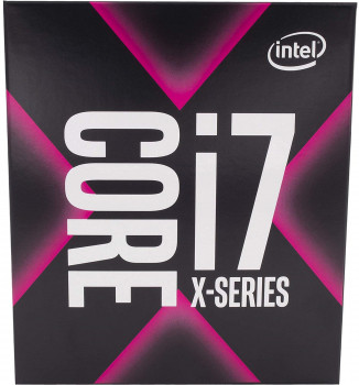 Процесор Intel Core i7-9800X X-Series 3.8GHz / 8GT / s / 16.5MB (BX80673I79800X) s2066 BOX