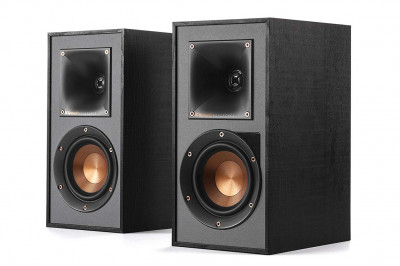 Мультимедийная акустика Klipsch Reference R-41PM Black