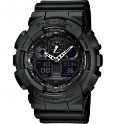Часы Casio Original G-Shock GA-100-1A1ER черные