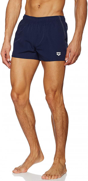 Шорты пляжные Arena Fundamentals X-Short 1B322-071 XL Navy/White (3468335382623)