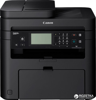 Canon i-SENSYS MF237w with Wi-Fi (1418C162AA/418C170AA) Bundle: + 2 картриджі Canon 737