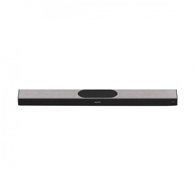 SHARP 2.1 All-in-one Soundbar with Wi-Fi Gray (HT-SBW420(GR)) - изображение 1