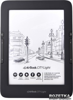 AirBook City Light Touch