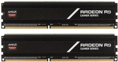 Оперативная память AMD DDR4-2800 16384MB PC4-22400 (Kit of 2x8192) R9 Gamer Series (R9S416G2806U2K)