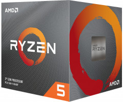 Процессор AMD Ryzen 5 3600X 3.8GHz/32MB (100-100000022BOX) sAM4 BOX