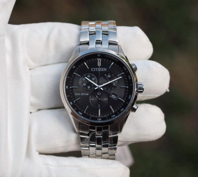 Годинник Citizen Eco-Drive Chronograph AT2140-55E Made in Japan H504 (AT2140-55E)