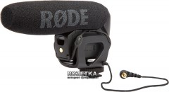 Микрофон Rode VideoMic Pro new (207891) + Ветрозащита RODE DEADCAT VMPR