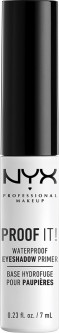 Праймер для век NYX Professional Makeup Proof It! - Waterproof Eye Shadow Primer 01 7 мл (800897832179)