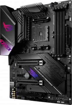 Материнська плата Asus ROG Strix X570-E Gaming (sAM4, AMD X570, PCI-Ex16)