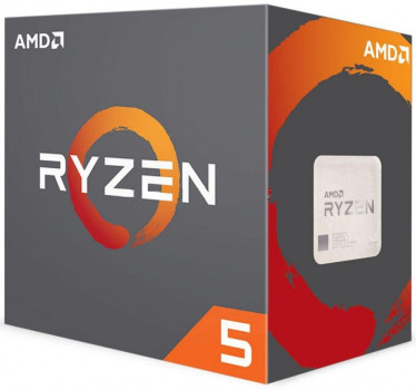 Процессор AMD Ryzen 5 1600X 3.6(4.0)GHz sAM4 Box (YD160XBCAEWOF)