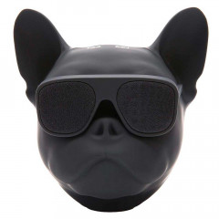 Bluetooth-колонка Aerobull DOG Head Big Сенсорное управление Speakerphone Радио Black