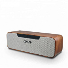 Беспроводная Bluetooth колонка SODO L4-LIFE Original Wood