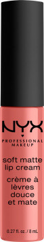Рідка помада для губ NYX Professional Makeup Soft Matte Lip Cream 50 Cyprus (800897156015)