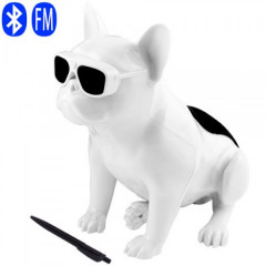 Портативная Bluetooth колонка Aerobull BIG DOG S4, c функцией speakerphone, радио (3501BS)