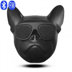 Портативная Bluetooth колонка Aerobull DOG Head Big, c функцией speakerphone, радио (3602BS)