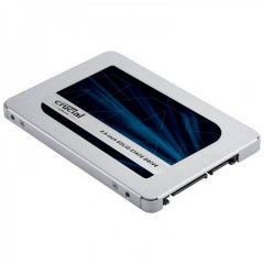Накопитель Crucial MX500 500GB 2.5 SATAIII 3D TLC CT500MX500SSD1 (F00150475)