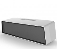 Bluetooth колонка AEC BQ-617 MP3/FM Sound Machine (Silver)