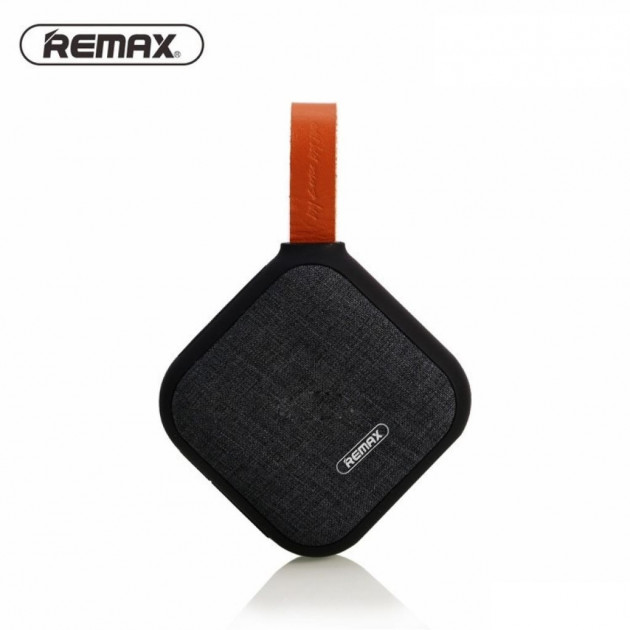 Bluetooth Колонка REMAX Bluetooth RB-M15 Black - зображення 1