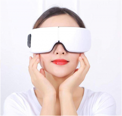Массажер для глаз Eye Massager белый