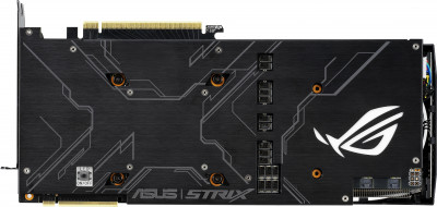 Asus PCI-Ex GeForce RTX 2070 Super ROG Strix 8GB GDDR6 (256bit) (1605/14000) (USB Type-C, 2 x HDMI, 2 x DisplayPort) (ROG-STRIX-RTX2070S-8G-GAMING)