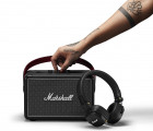 Marshall Summer Bundle (Акустика Kilburn II Black + Наушники Major III Bluetooth Black) - изображение 2