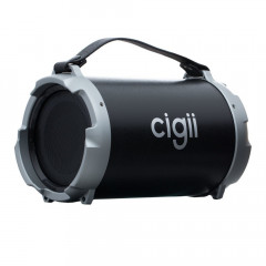 Bluetooth Speaker Cigii S12B Black (24134)