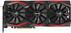 Asus PCI-Ex GeForce RTX 2060 Super ROG Strix 8G Gaming OC 8GB GDDR6 (256bit) (1470/14000) (2 x DisplayPort, 2 x HDMI, 1 x USB Type-C) (ROG-STRIX-RTX2060S-O8G-GAMING)