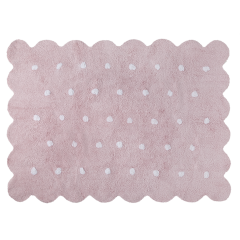 Ковер Lorena Canals Biscuit 120 x 160 cm (Pink)