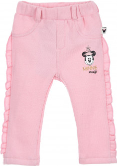 Брюки Disney Minnie HS0057 24M Pink (3609083975228)