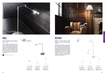 Бра Ideal Lux 140247 BEVERLY