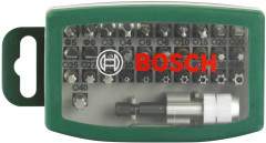 Набор бит Bosch 32 шт Colored (2607017063)