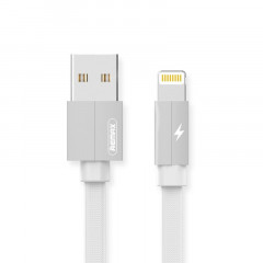Кабель Lightning REMAX USB Cable to Lightning Kerolla 2m White (RC-094I2M-WHITE)
