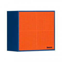 Bluetooth Speaker Baseus NGE05 Encok Music-Cube Orange Blue, 03 (22753)