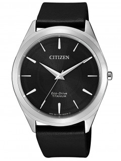 Часы Citizen BJ6520-15E Eco-Drive Titanium Herren 39mm 5ATM