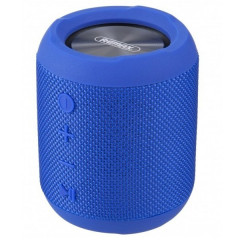 Портативная bluetooth колонка REMAX Bluetooth Fabric RB-M21 Blue (112921)