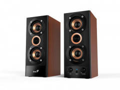 Колонки Genius 2.0 SP-HF800A II Wood (31730010402)