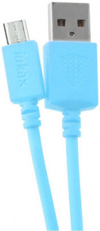 Кабель INKAX CK-08 Micro cable 2m Blue