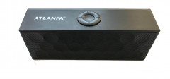 Портативная Bluetooth колонка Atlanfa AT-7727 BT 6W Black