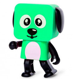 Колонка Dancing Dog Bluetooth Speaker Green