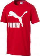 Футболка Puma Classics Logo Tee 59513211 XXL High Risk Red (4060981526971) - изображение 1