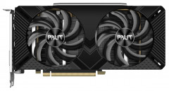 Palit PCI-Ex GeForce RTX 2060 Super Dual 8GB GDDR6 (256bit) (1470/14000) (DVI, HDMI, DisplayPort) (NE6206S018P2-1160A)
