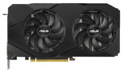 Asus PCI-Ex GeForce RTX 2060 Dual EVO Advanced Edition 6GB GDDR6 (192bit) (1365/14000) (DVI, 2 x HDMI, DisplayPort) (DUAL-RTX2060-A6G-EVO)