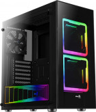 Корпус Aerocool Tor ARGB Tempered Glass Black