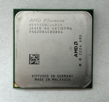 Процесор AMD Phenom X4 9550 2,2 GHz sAM2+ Tray (HD9550WCJ4BGH) Agena Б/У