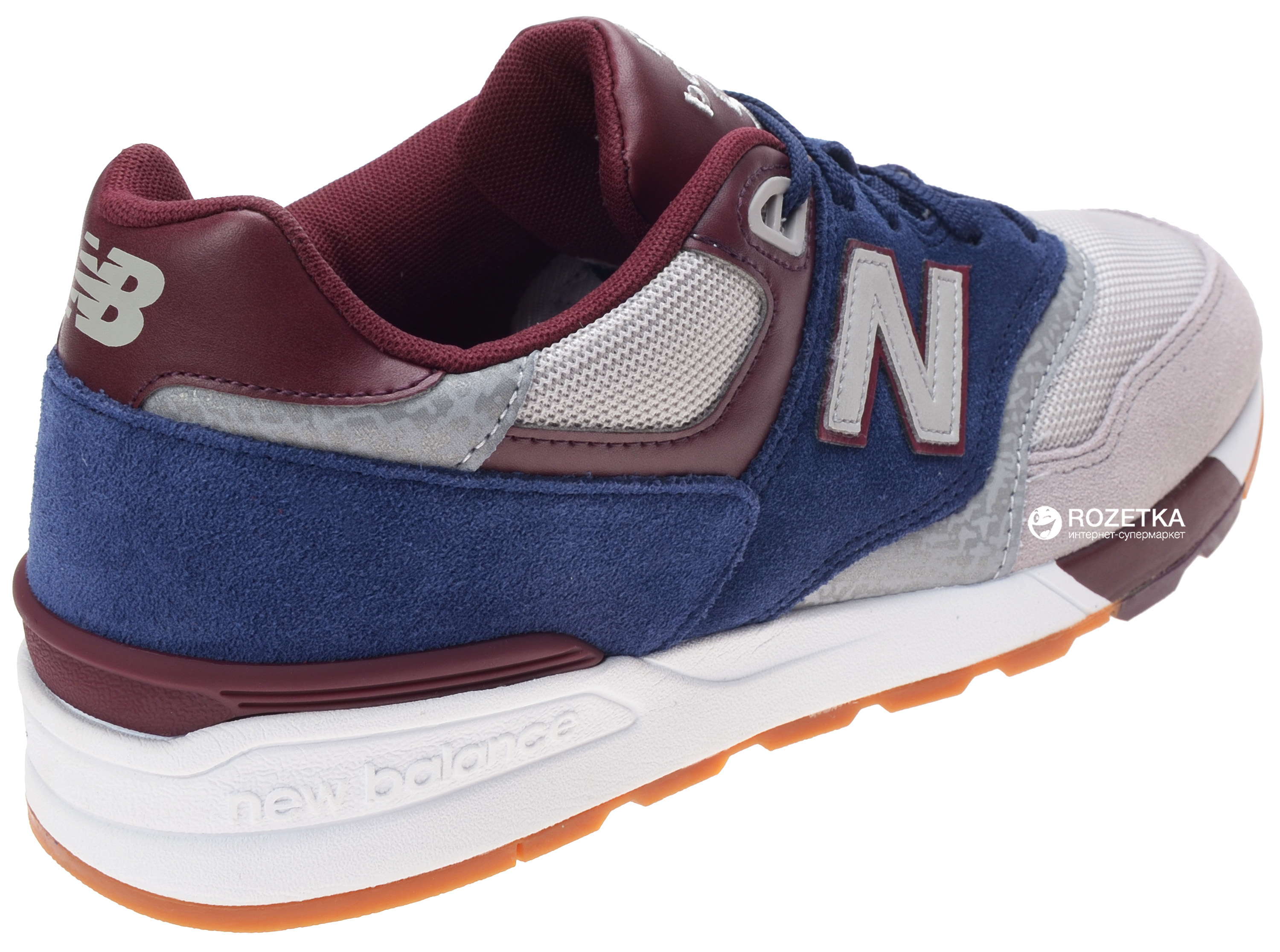cheap for discount d0369 5822d Кроссовки New Balance 597 ML597GNB 43 (10) 28 см (798248938581)