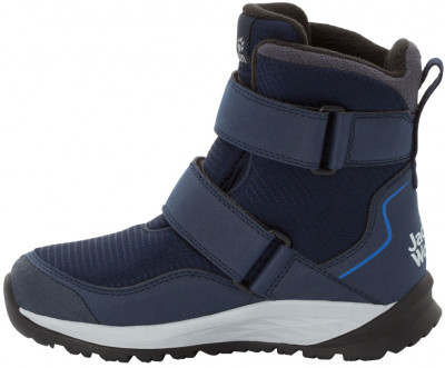 Черевики Jack Wolfskin Polar Bear Texapore High Vc K 4036721-1168 Темно-сині