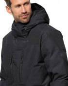 Пуховик Jack Wolfskin North Ice Parka M 1111681-6000 XXL Черный (4060477270241) - изображение 4