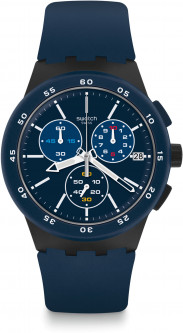 Мужские часы SWATCH BLUE STEWARD SUSB417