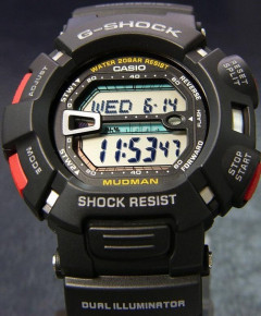 Часы Casio G-Shock G-9000-1 Mudman